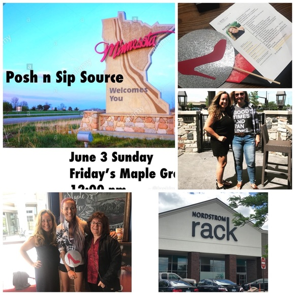 posh n sip Other - Posh n Sip Maple Grove 6/3 12 pm 2018